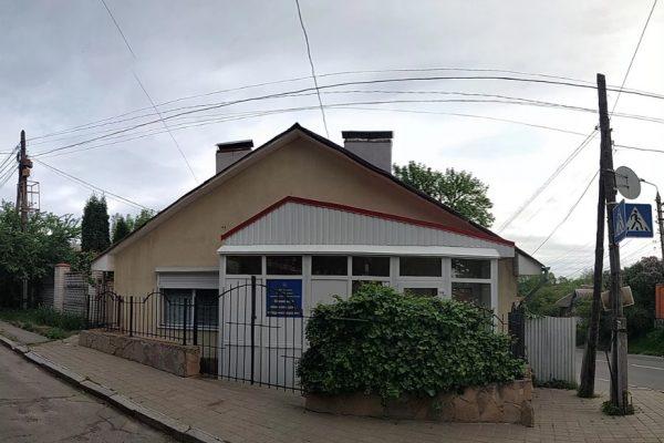 Вінницький обласний центр з гідрометеорології